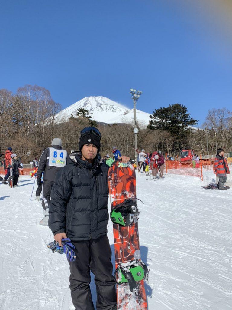 社内レクレーション(2020年冬スキー)